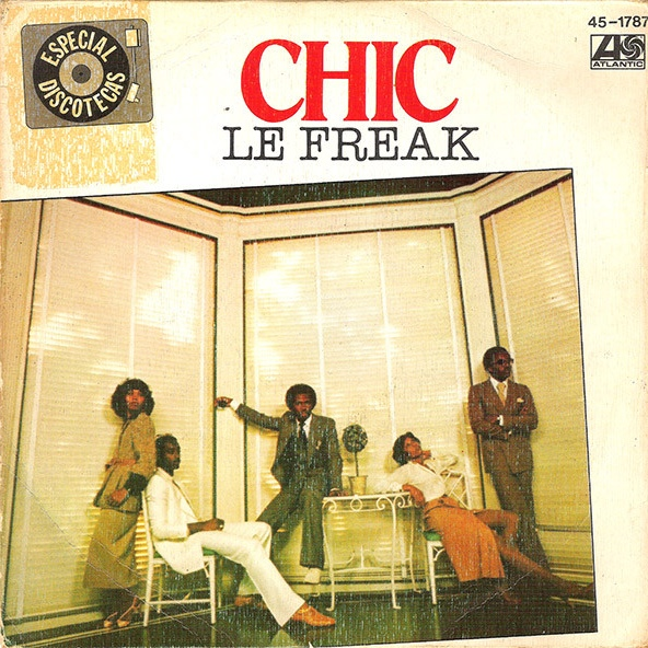 Chic, Le Freak, song meaning, true meaning