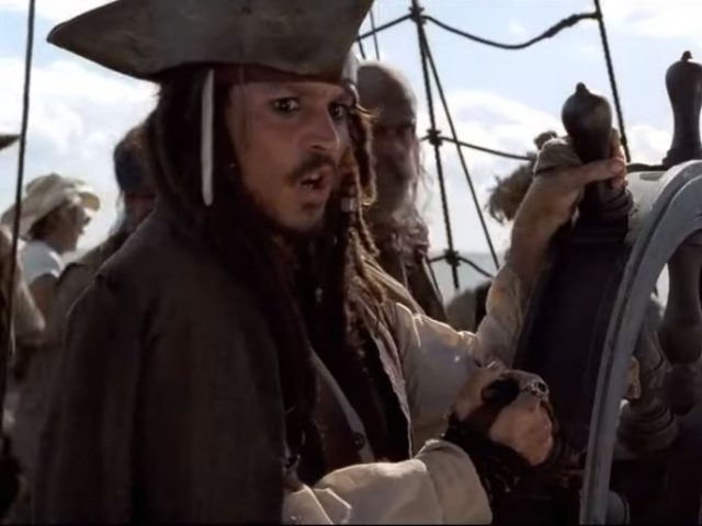 Pirates of the Caribbean mistakes