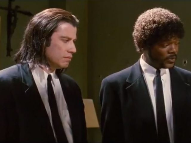 Pulp Fiction mistakes
