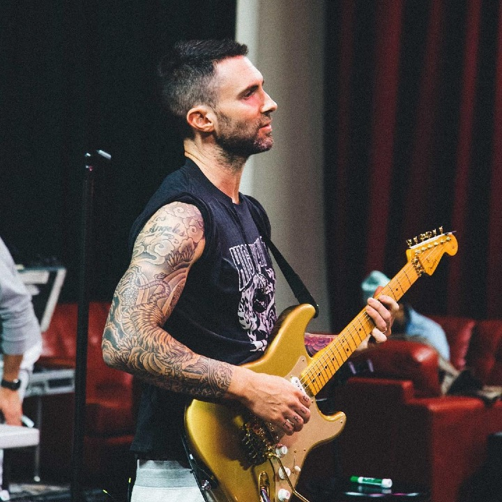 Maroon 5, Adam Levine, songs with different meanings