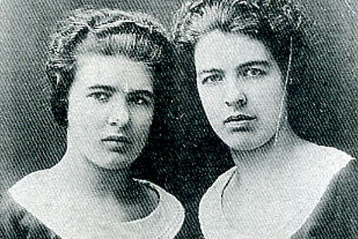 Christine and Lea Papin Portrait