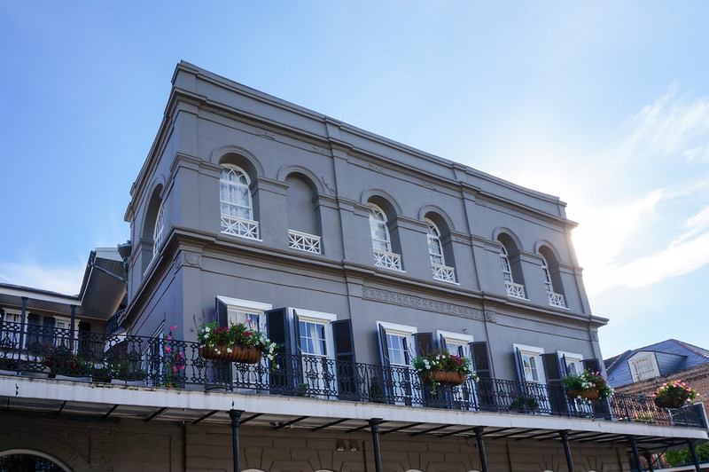 Madame LaLaurie house